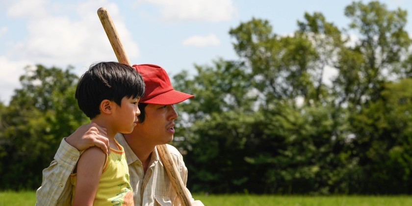 "Steven Yeun and Alan Kim in Lee Isaac Chung's ""Minari,"" which won the top prize at the 2020 Sundance Film Festival."