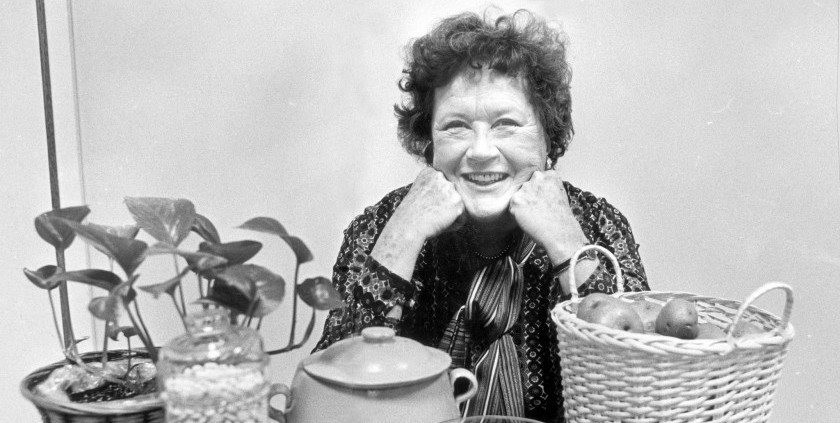 "Julia Child is the subject of an upcoming documentary from ""RBG"" filmmakers Betsy West and Julie Cohen."